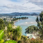 Pauanui Beach from Paku Hill